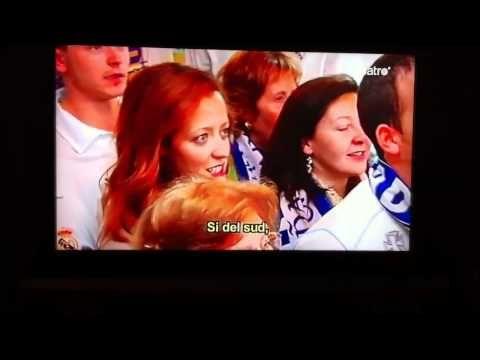 Himno Real Madrid con letra del Barca y Viceversa -