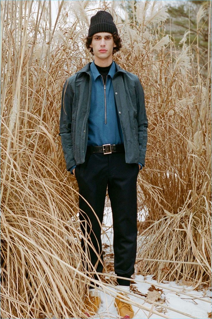 Winter mens men s fall fall autumn pre fall denim winter jeans - Simon Miller Fall Winter 2017 Men S Collection Lookbook