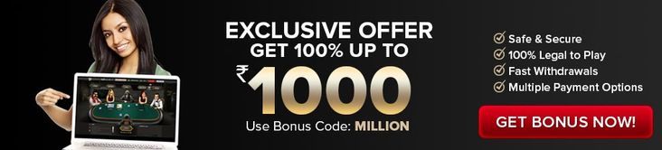 Nothing is better than Rs.1000 #rummybonus! Get your bonus now!