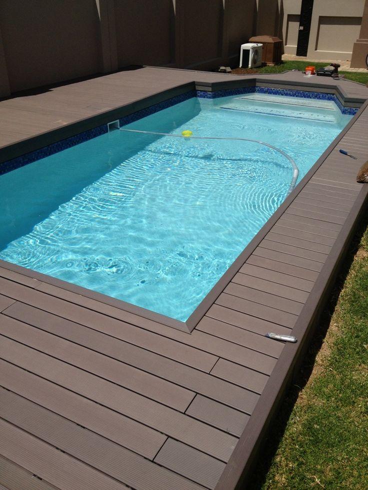 Deck in Midstreams Estate