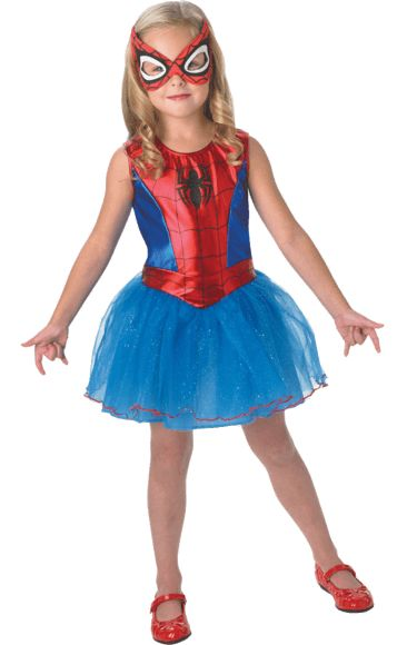 Child Spider-girl Costume | Jokers Masquerade