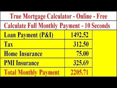 Mortgage Calculator With Condo Fees Free Mortgage Calculator
