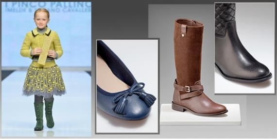 Осенняя детская обувь сапоги