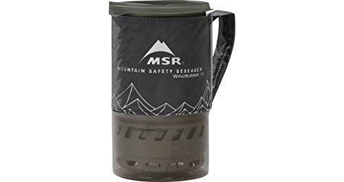 From 90.00:Msr Windburner Camping Stove 10l Grey/black 2017 Camping Cooker