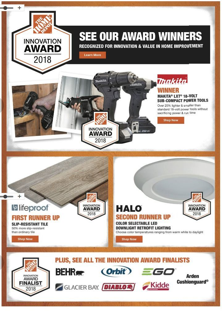 The Home Depot Weekly Local Ad Flyer January 10 17 2019