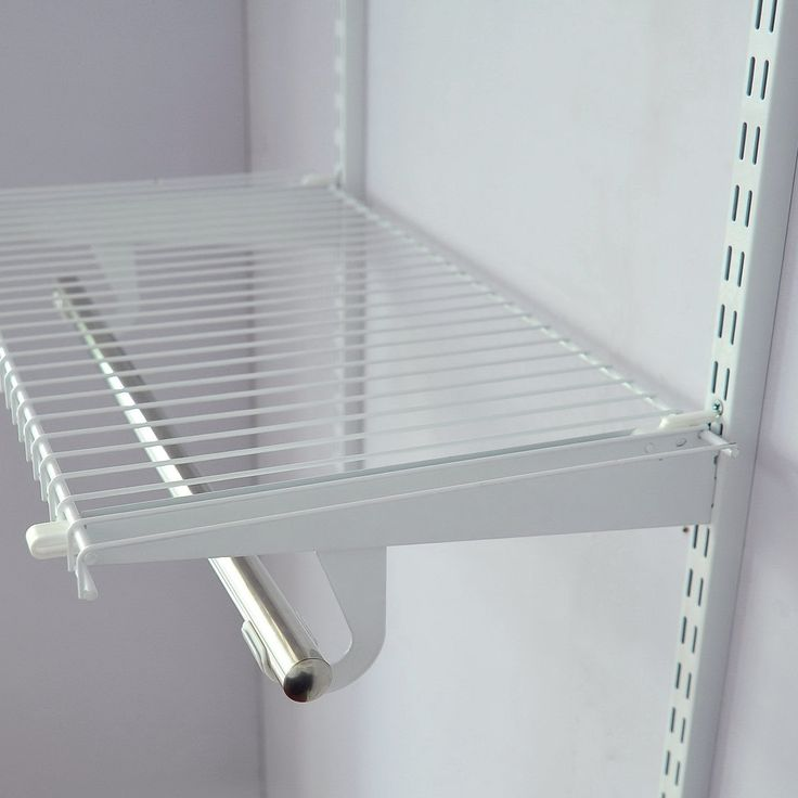 21 Amazing Shelf Rack Ideas For Your Home: Best 25+ Wire Closet Shelving Ideas On Pinterest