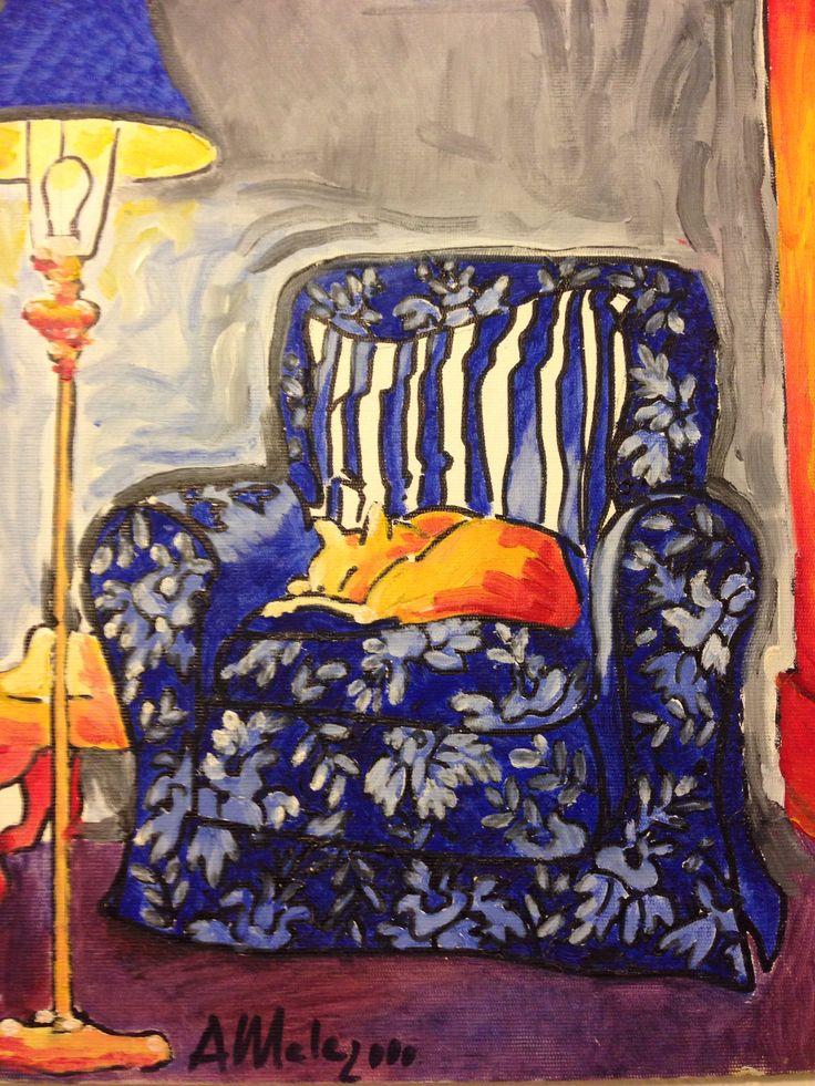 40 best Paintings - interior images on Pinterest   Art interiors ...