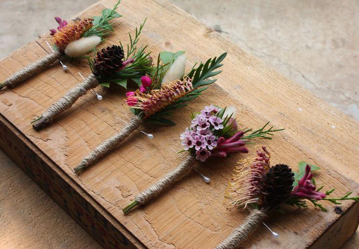australian native foilage bouquet - Google Search