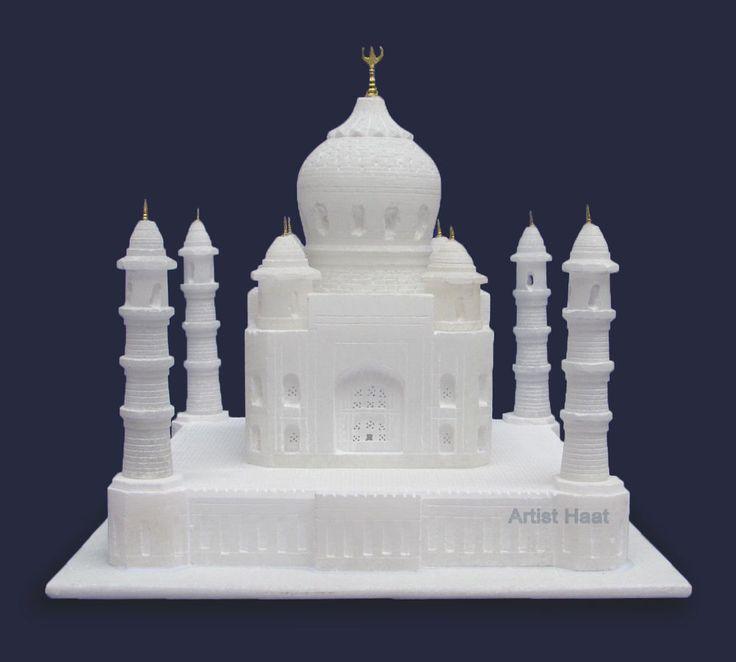 Thanksgiving Sale Artist Haat Miniature Taj Mahal Replica for Home Decorations  #ArtistHaat