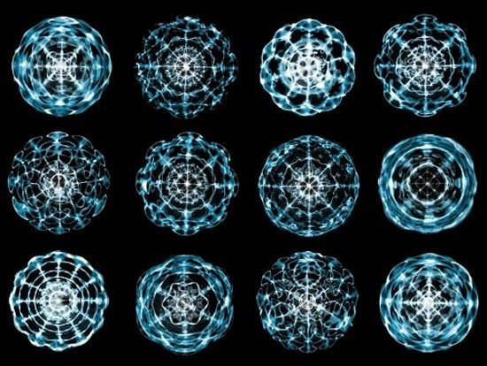 Cimática - Padrões de ondas sonoras