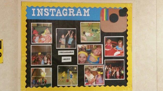 Classroom Decor Instagram ~ Best ideas about instagram bulletin board on pinterest