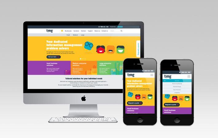 TIMG Website