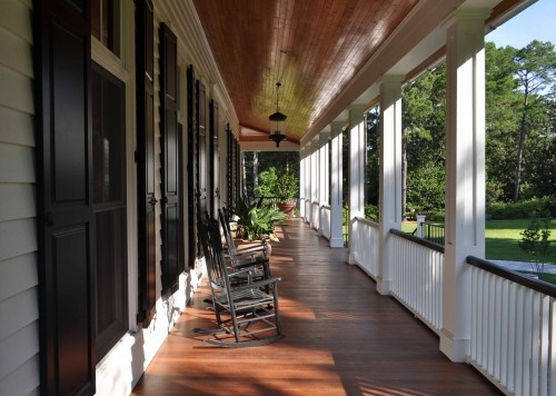 PorchesRocks Chairs, Dreams House, Southern Porches, Traditional Porches, Dreams Porches, Wrap Around Porches, Porches Railings, Wraps Around Porches, Front Porches