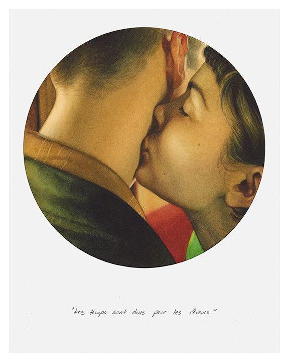 Ruben Negron - Les temps sont durs pour les rêveurs | 70 artistes exposent « Amélie Poulain » à San Francisco