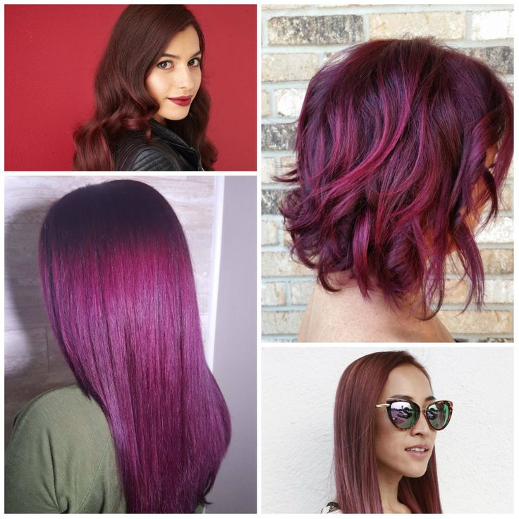 Best Hair Color Ideas Trends In 2017: Best 25+ Violet Hair Colors Ideas On Pinterest