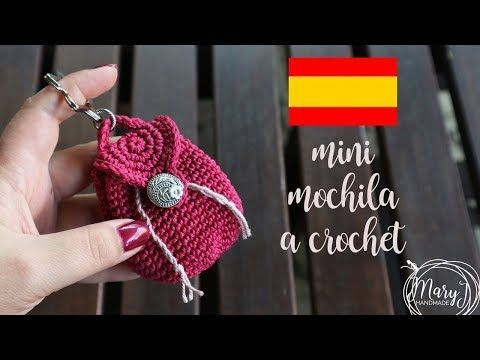 Tutorial amigurumi - Sombrero (broche) - YouTube