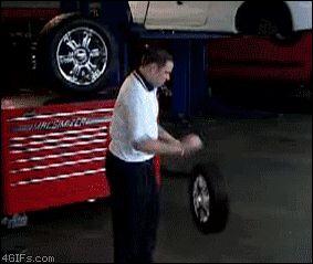 Cheezburger win cars tires