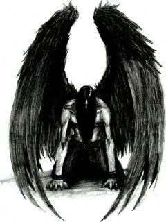 Eres mi ángel especial,,,,, mi único ángel oscuro                                                                                                                                                                                 Más