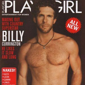Billy currington playgirl