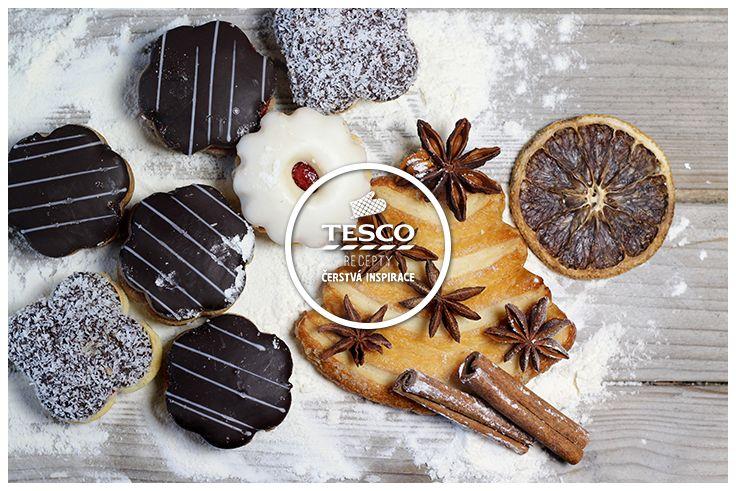Vánoční vykrajované ořechové tvary  http://www.tescorecepty.cz/recepty/detail/211-vanocni-vykrajovane-orechove-tvary