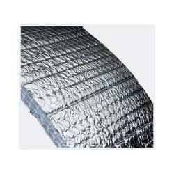 #AirBubble #Insulation_Film Manufacturer and Suppliers in #India Aerolam Super contains single layer of fire retardant air bubble film laminated with both side pure #aluminum_foil. Roll Size (W X L) - 1.2m X 40m Bubble Size - 4MM X 10 MM Total Thickness (MM) - 4.5 To 5 MM Reflection Ratio - 95% Thermal Resistance Emissivity - 0.04-0.05 Temperature Range -122 to 230 (-50°C 110 °C) http://aerolaminsulations.com/