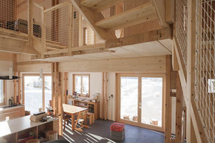 Cabaña Cerca del Lago de Joux / Kunik de Morsier architectes