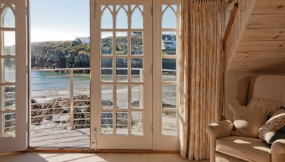 Rhoscolyn House B&B in Anglesey, Wales. UK