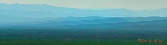 Rolling Hills, Mongolia