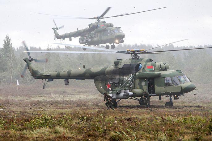 Παρακολουθήστε εντυπωσιακές εικόνες από την ρωσική άσκηση Zapad 2017 που πραγματοποιείται ανάμεσα στη Ρωσία και τη Λευκορωσία στην περιοχή της Βαλτικής.