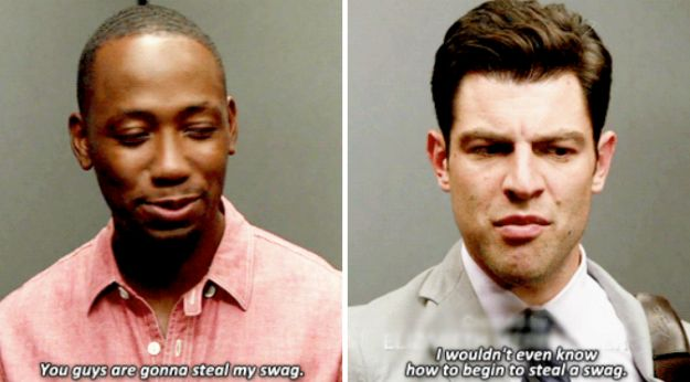 "When he showed a surprising amount of self-awareness: | 19 Times Schmidt Was The Best Part Of ""New Girl"""