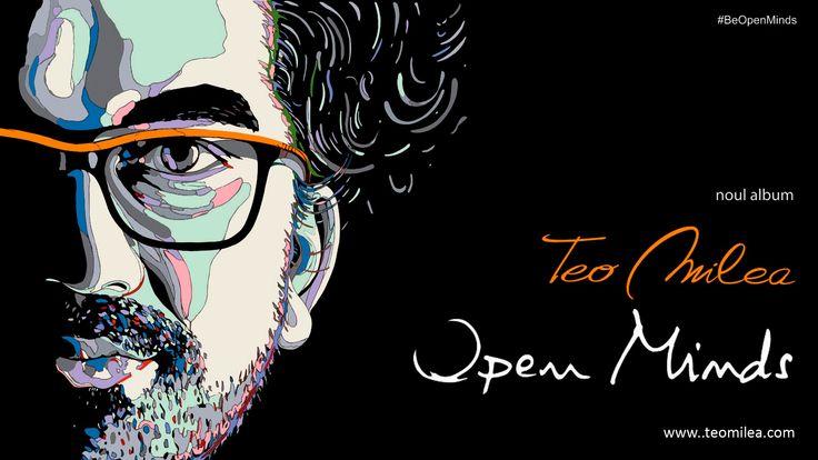 Promo Teo Milea | Open Minds - New Album Release