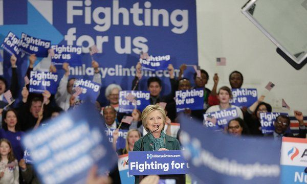 Latest US elections 2016 news, comment and analysis from the Guardian, the world's leading liberal voice