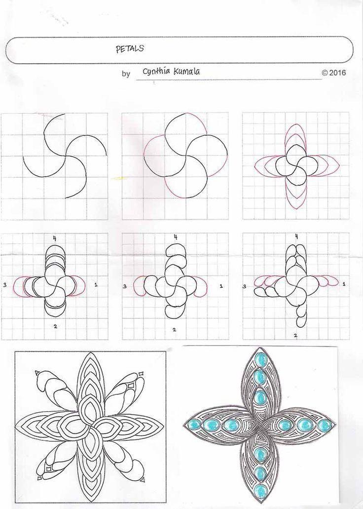 Petals by Cynthia Kumala