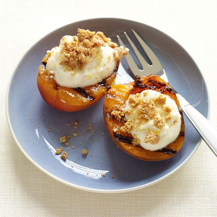 Abricots grillés Recette | Weight Watchers