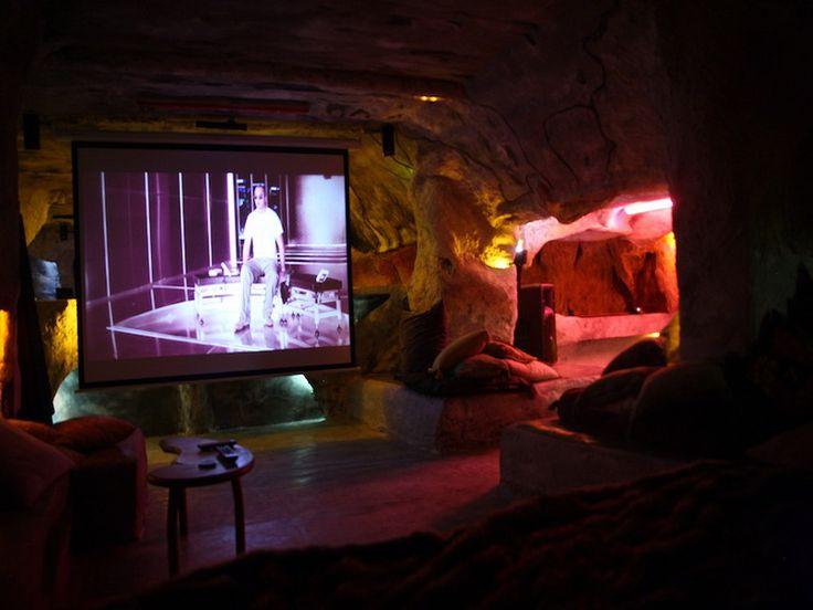 ZenmaX Casa Gazebo, IbIza, private cinema http://www.thefeel.org/