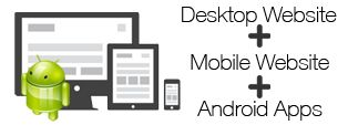 Delivering fully customized mobile and tablet website to generate valued customers and increase your revenue.  Get Your Mobile Website & Android Apps  Developing high quality and cost efficient mobile websites & apps