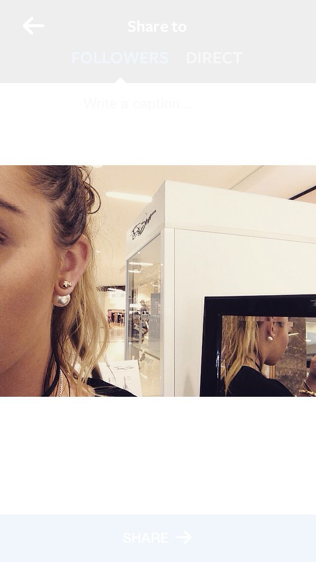 Von Treskow earrings