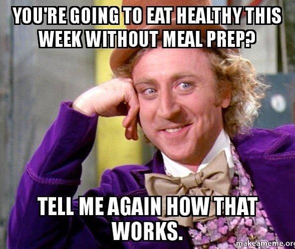 I mentioned meal prep earlier today here are some suggestions: -divide fresh veggies into snack bags for grab and go snacks -put dressing into orange containers -hard boil eggs -precook meat (chicken breast ground turkey) for salads or wraps. -make salad in a jar or overnight oats for easy meals -wash/dry/chop up lettuce for salads -bake potatoes and boil long grain rice -plan your dinners ahead of time so you can plan the rest of your day accordingly  #mealprep #recipes #nom by…