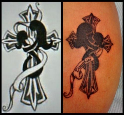 Mother Daughter Symbols Tattoos | Knot Mother Daughter