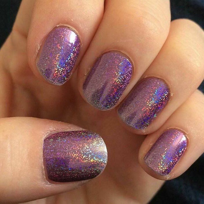 Heres Roller Disco... its holographic and simply gorgeous! I got was able to get a sheet! Contact me if interested in trying it out. Foxy.jamberry.com/us/en/Shop