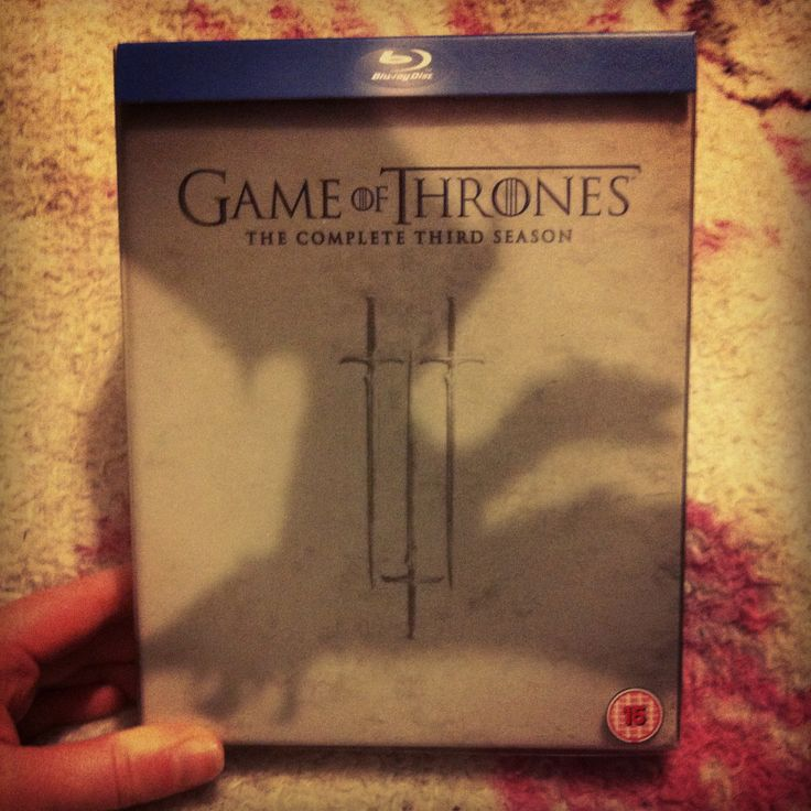 #100happydays day 54 - Game of Thrones! Goodbye weekend.