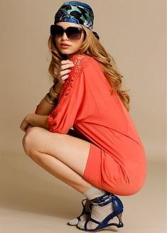 #orange #longshirt #bonprix