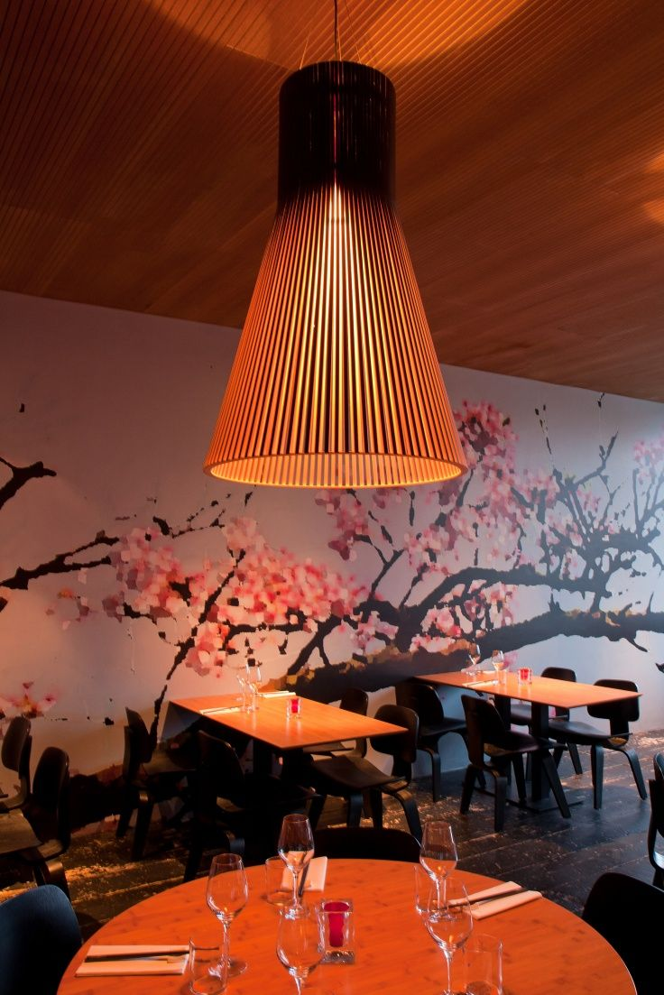 Magnum 4202 Restaurant Geisha. Amsterdam, The Netherlands. Photo by: Ellen Swaan.
