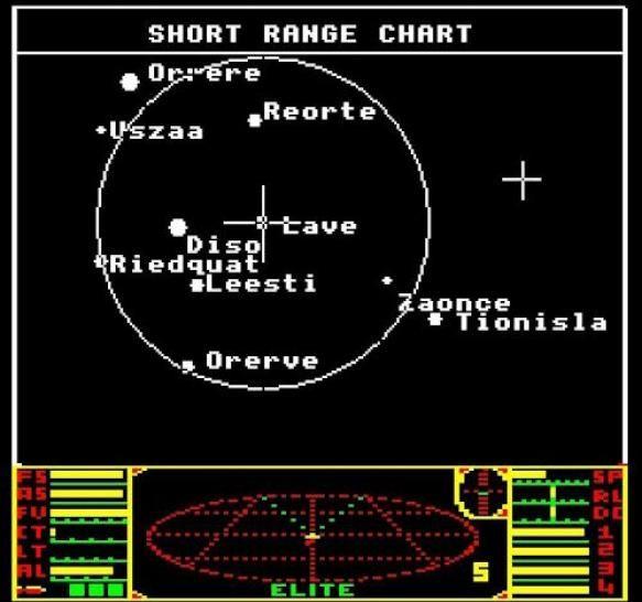 Elite, Commodore C64 15 Minuten Ladezeit auf datasette