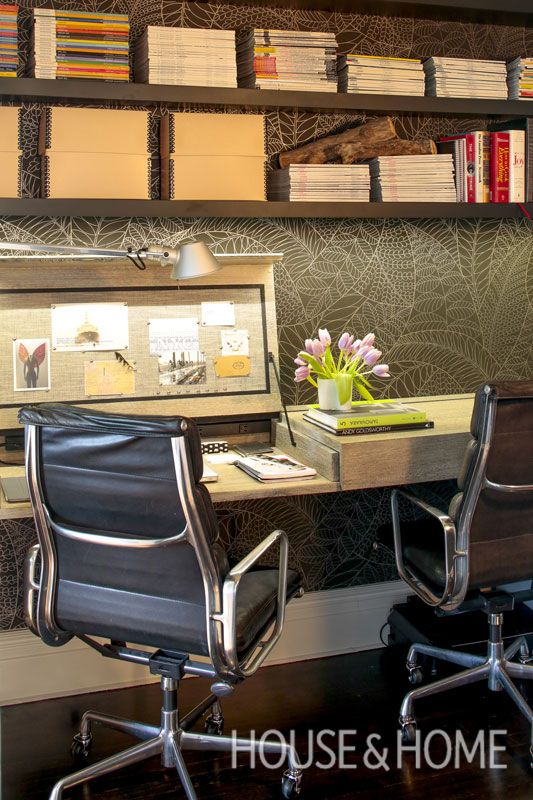 30 Home Offices That Maximize Creativity Smart DesignWork