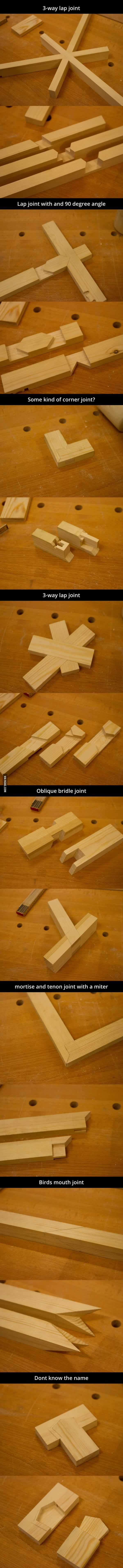 I've been practicing joinery lately. - 9GAG