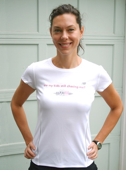 I love this running shirt!  Must have.