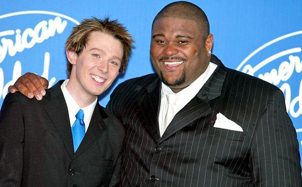 'American Idol': Ruben Studdard recalls the first time he met Clay Aiken