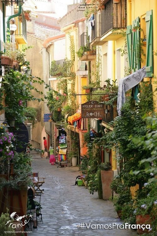Collioure, France If you are ready to start planning your French vacation, now is the perfect time to start learning or improving your French. Visit http://www.frenchlessonsbrisbane.com.au/ to get started speaking French in an affordable and efficient manner.
