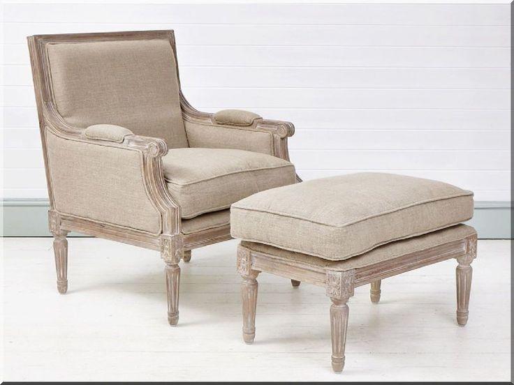 Shabby chic fotel, bútorfelújítás